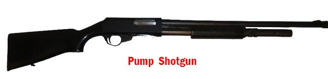 pump, shotgun, huntes, hunting