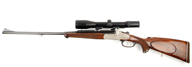 single barrel. rifle, carbine, hunting