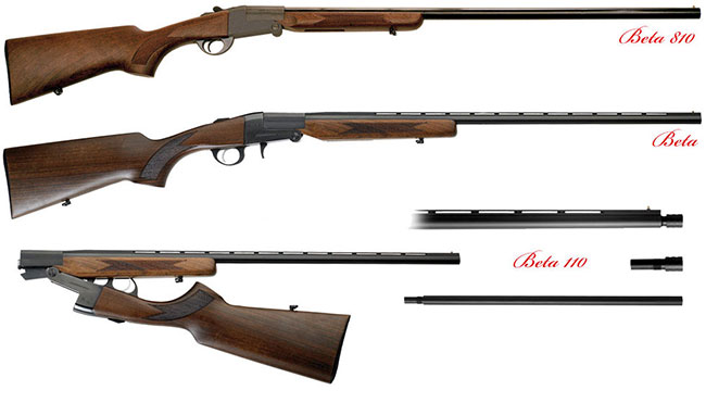 effebi, single barrell, hunting, shotgun