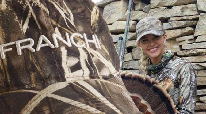 Teresa Vail, Franchi, hunters, hunting, shotgun